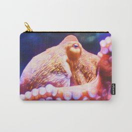 RAINBOW OCTOPUS Carry-All Pouch
