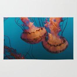 Jellyfish (Water) Rug