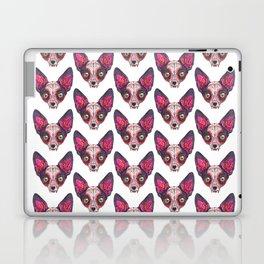 Día de los Muertos - Sugar Skull Cat Laptop & iPad Skin