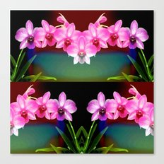 Magical Orchids Canvas Print