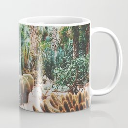 The Flora Of The Majorelle Garden Coffee Mug