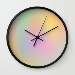 Gradient III Wall Clock