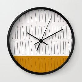 Coit Pattern 12 Wall Clock