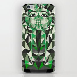 Ghost of Tutankhamun iPhone Skin