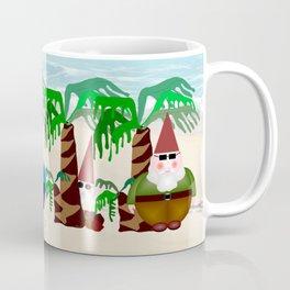Beach Gnomes Coffee Mug