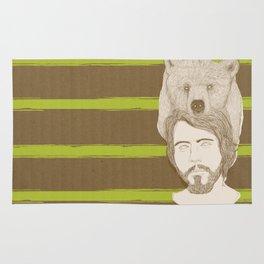 mr.bear-d Rug