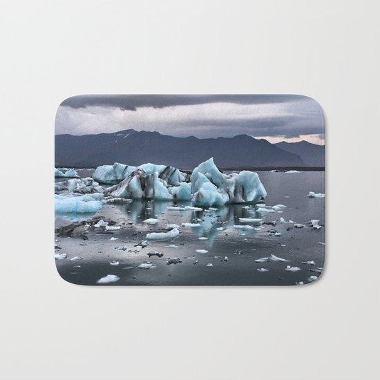 Glacial Dreams Bath Mat