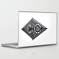 arrow Laptop & iPad Skins featuring Arrow^ by Shivani C