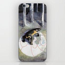Wolverin iPhone Skin