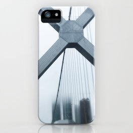 City in the Clouds- San Francisco  iPhone Case