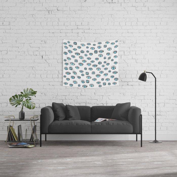 EYE Wall Tapestry