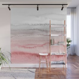 WITHIN THE TIDES - ROSE TO GREY Wall Mural