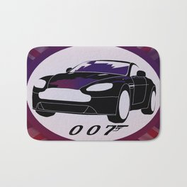 007 Aston Bath Mat