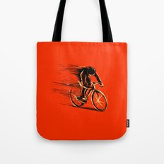 BikeCycling Tote Bag