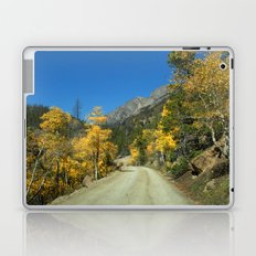 The Road to the Top Laptop & iPad Skin