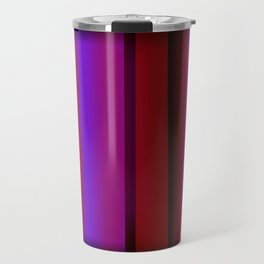 Vertical Blur 4 Travel Mug