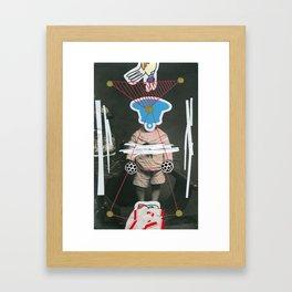The Sailor Framed Art Print