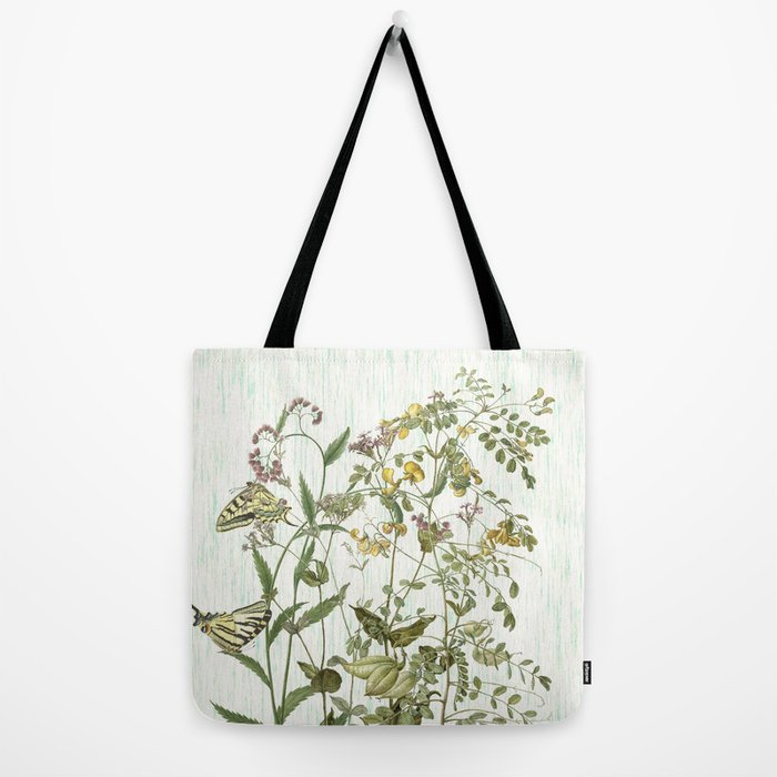 Cultivating my mind garden Tote Bag