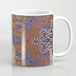 Mehndi Ethnic Style G350 Coffee Mug