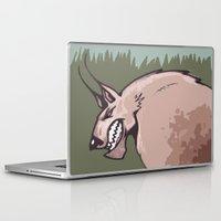 werewolf Laptop & iPad Skins featuring Werewolf by Jamie Clayton