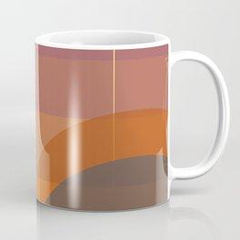 Falcon 9 Launch minimalist  Coffee Mug
