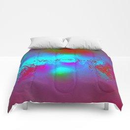 Effervescent Sheen Comforters