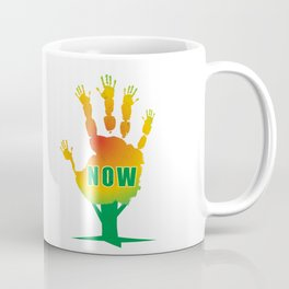 Stop Now Coffee Mug