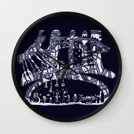 Argo riconosce Odisseo Wall Clock
