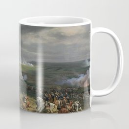 Classical Masterpiece: the Battle of Vernet Valmy by Emile Jean Horace Coffee Mug
