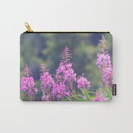 Rising Fireweed Carry-All Pouch