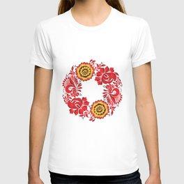 Russian Khokhloma 2 T-shirt
