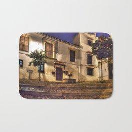 Andalusian Square Bath Mat