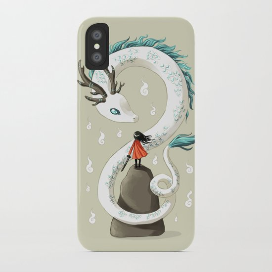 Dragon Spirit iPhone Case