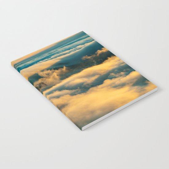 Haleakala Summit Notebook