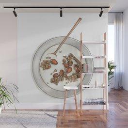 Breakfast & Brunch: Granola Wall Mural