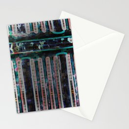 Metric Shelter Stationery Cards