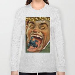 Vintage poster - Royal Lilliputians Long Sleeve T-shirt