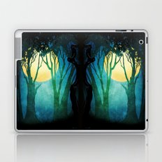 Dance By The Light Of The Full Moon Laptop & iPad Skin