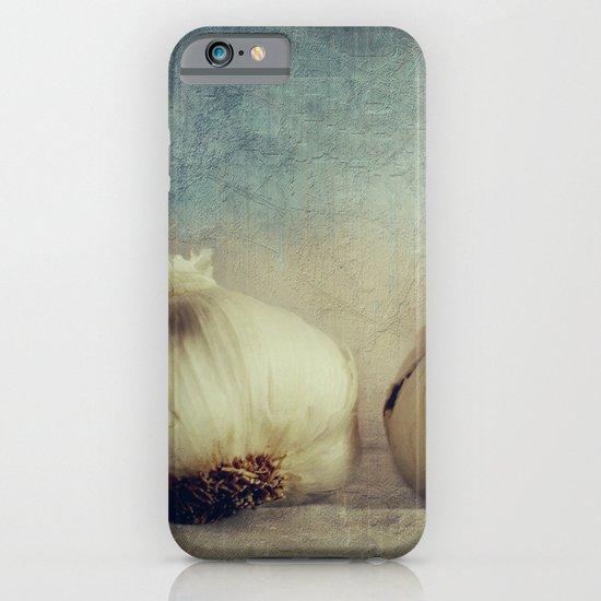Garlic iPhone & iPod Case