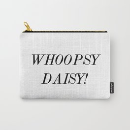 Whoopsy Daisy Carry-All Pouch
