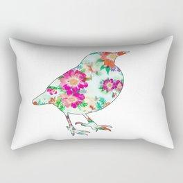 Song Bird Rectangular Pillow