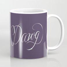Dawg (Hip Hop Calligraphy II) Mug