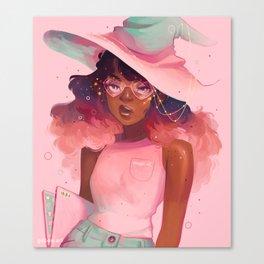 Magic AF Canvas Print