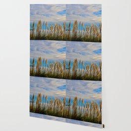 Fort Bragg's Ocean Cattails Wallpaper