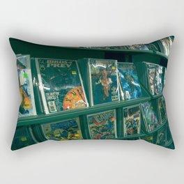 Dark Room Rectangular Pillow
