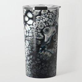 Rock Salt - Original Abstract Painting Travel Mug
