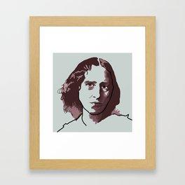 George Eliot Framed Art Print