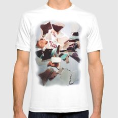 Such A Mess Mens Fitted Tee White MEDIUM