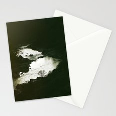 I'll be here at the waters edge Stationery Cards