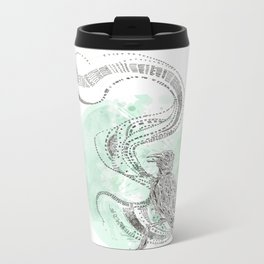 Bird Cry Metal Travel Mug